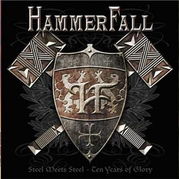 Hammerfall - Steel Meets Steel - polštář