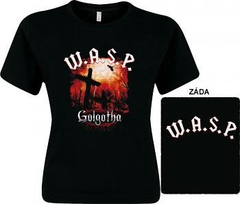 W.A.S.P. - dámské triko