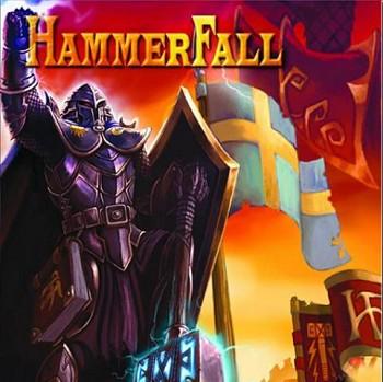 Hammerfall - polštář