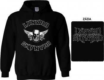 Lynyrd Skynyrd - mikina s kapucí