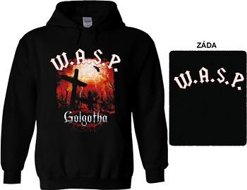 W.A.S.P. - mikina s kapucí