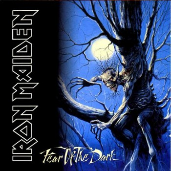 Iron Maiden - Fear Of The Dark - polštář
