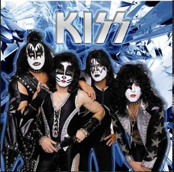 Kiss - polštář 2