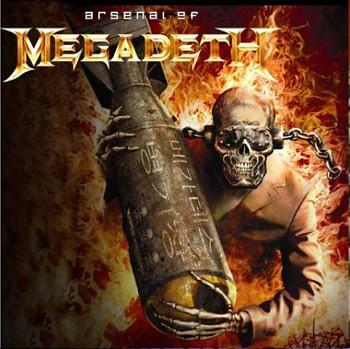 Megadeth - Arsenal Of - polštář