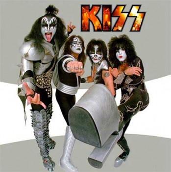 Kiss - polštář 3