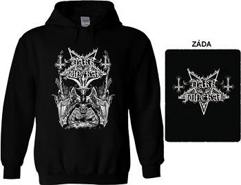 Dark Funeral - mikina s kapucí
