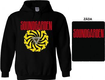 Soundgarden - mikina s kapucí