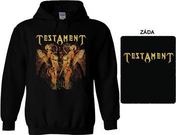 Testament - mikina s kapucí