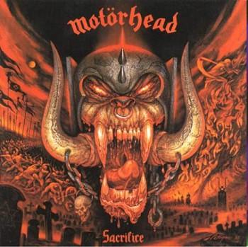 Motorhead - Sacrifice - polštář
