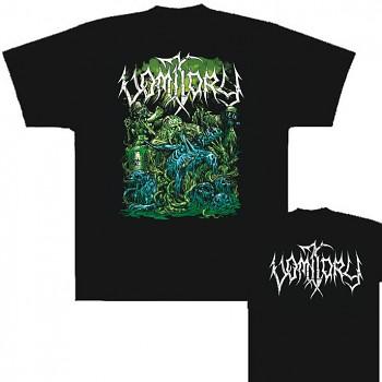 Vomitory - triko