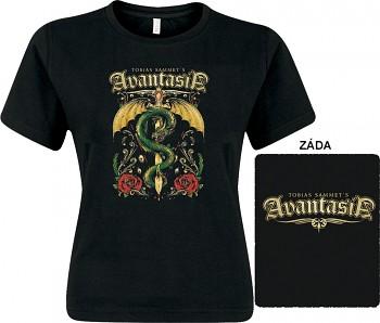 Avantasia - dámské triko