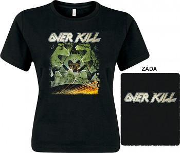 Overkill - dámské triko