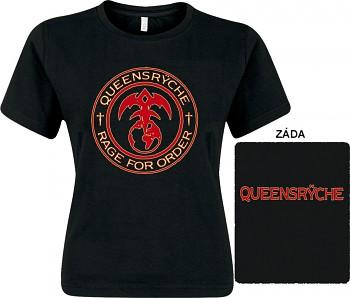 Queensryche - dámské triko