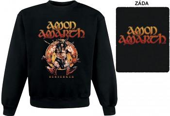 Amon Amarth - mikina bez kapuce