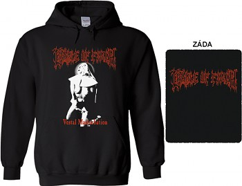 Cradle Of Filth - mikina s kapucí