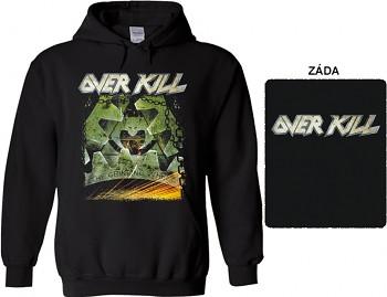 Overkill - mikina s kapucí