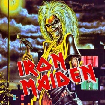 Iron Maiden - Killers - polštář