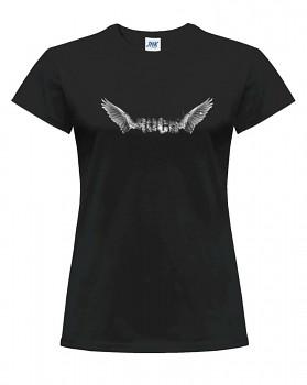 Rockmetalové – dámské triko jednostranné
