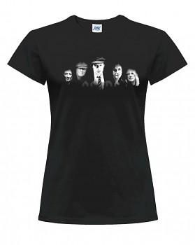 AC/DC – dámské triko jednostranné