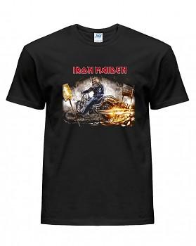 Iron Maiden  – pánské triko jednostranné