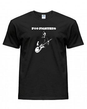 Foo Fighters  – pánské triko jednostranné