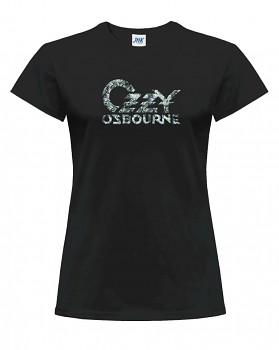 Ozzy Osbourne – dámské triko jednostranné