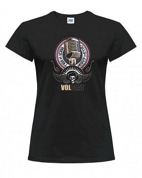 Volbeat – dámské triko jednostranné