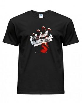 Judas Priest – pánské triko jednostranné