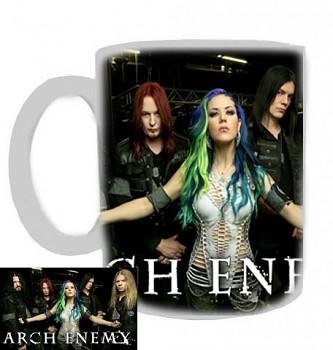 Arch Enemy - hrnek bílý - c