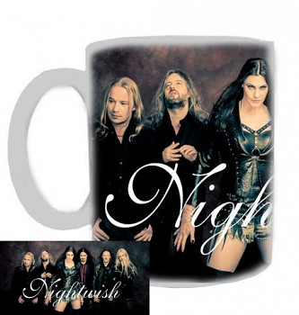 Nightwish - hrnek bílý - a
