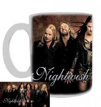 Nightwish - hrnek bílý  - c