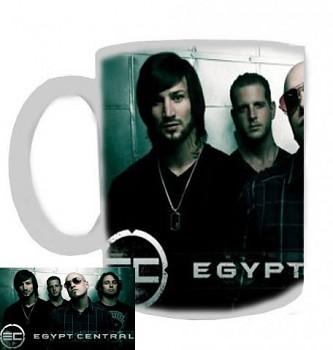 Egypt Central - hrnek bílý