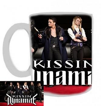 Kissin Dynamite - hrnek bílý
