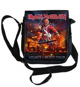 Iron Maiden - Taška GR 20 - Legacy 2020