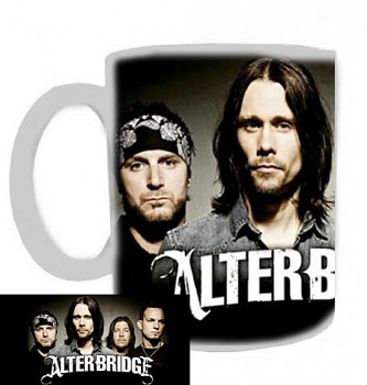Alter Bridge - hrnek bílý