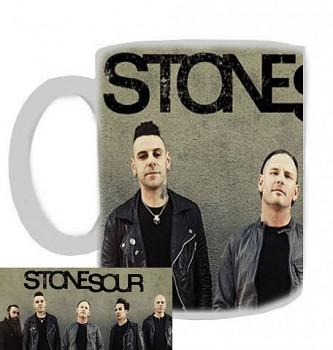 Stone Sour - hrnek bílý