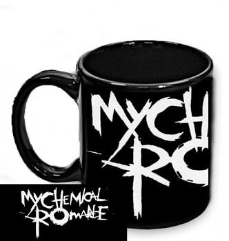 My Chemical Romance - hrnek černý - a