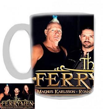 The Ferrymen - hrnek bílý