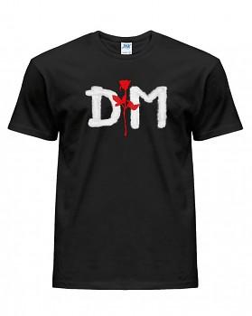Depeche Mode - pánské triko jednostranné