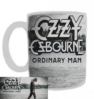 Ozzy Osbourne - Ordinary Man - hrnek bílý