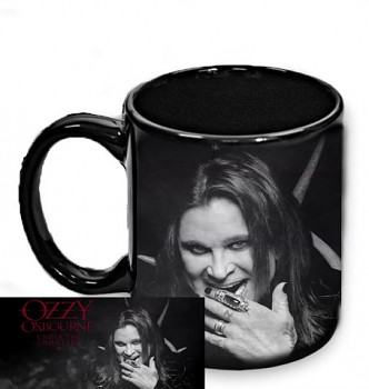 Ozzy Osbourne - hrnek černý 3