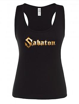 Sabaton - dámské tílko