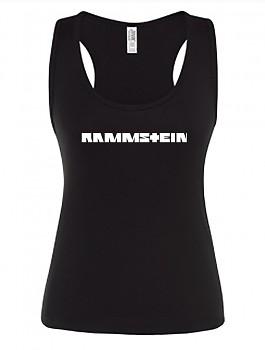 Rammstein - dámské tílko