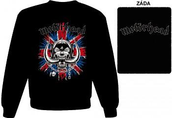 Motörhead - mikina bez kapuce