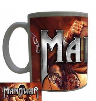 hrníček - Manowar - hrnek 2