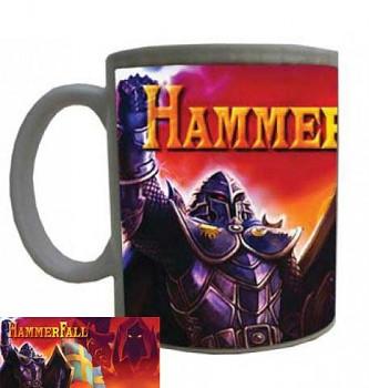 hrníček - Hammerfall - hrnek