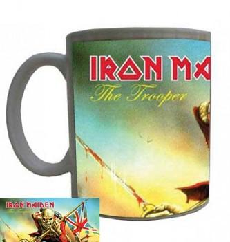 hrníček - Iron Maiden - The Trooper - hrnek