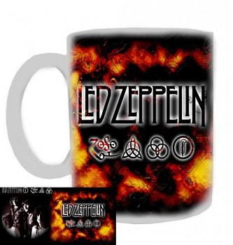 hrníček - Led Zeppelin - hrnek