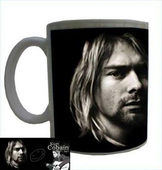 hrníček - Kurt Cobain - hrnek