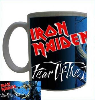 hrníček - Iron Maiden - Fear Of The Dark - hrnek
